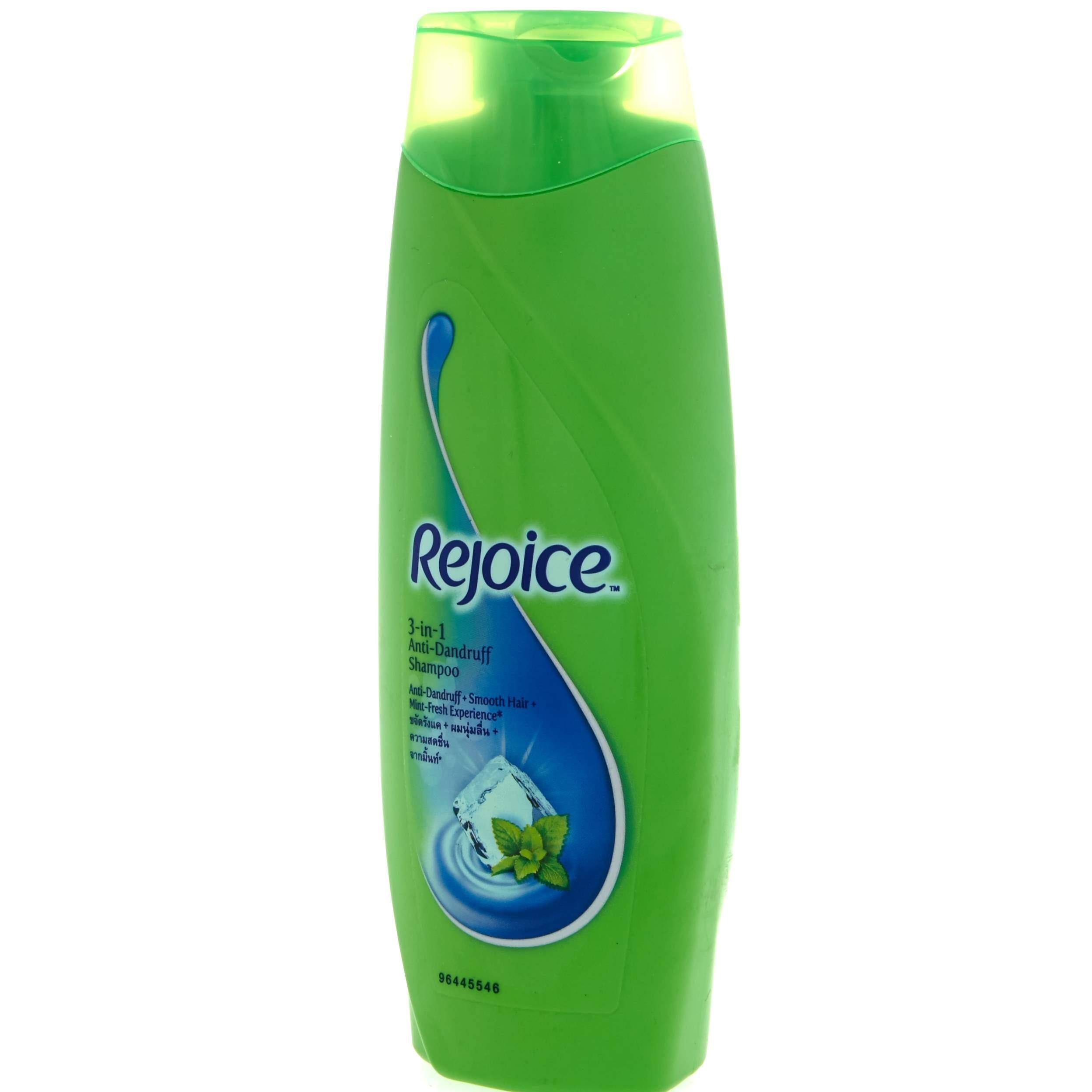 Kelebihan Serasoft Shampoo Dandruff Treatment 170ml Terkini Daftar Hair Fall Rejoice 3in1 Anti