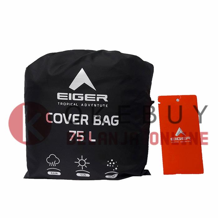 G899 Eiger 75L Rain Cover/ Cover Bag / Jas Hujan/