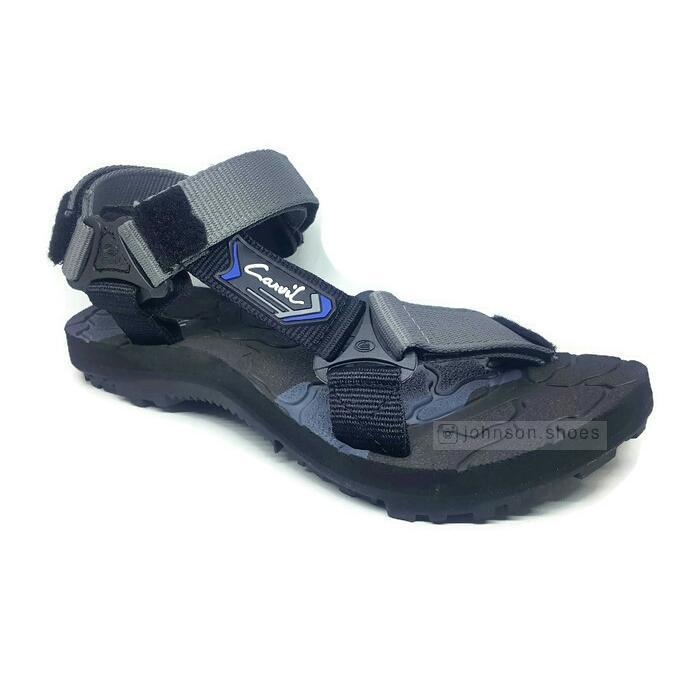 Spesifikasi Sandal Sendal Gunung Pria Carvil Erdagon Grey Merk Universal