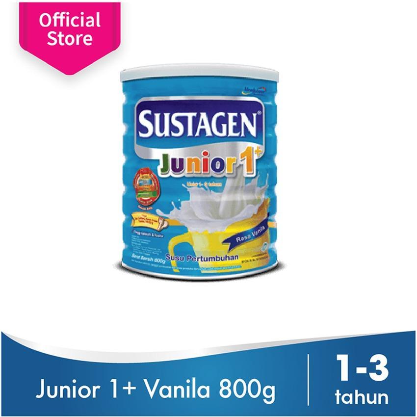 Harga Sustagen Junior 1 Susu Pertumbuhan Vanila 800Gr Sustagen Original