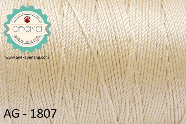 Anekabenang - Benang Rajut Anggrek / Nylon PP Yarn - 3