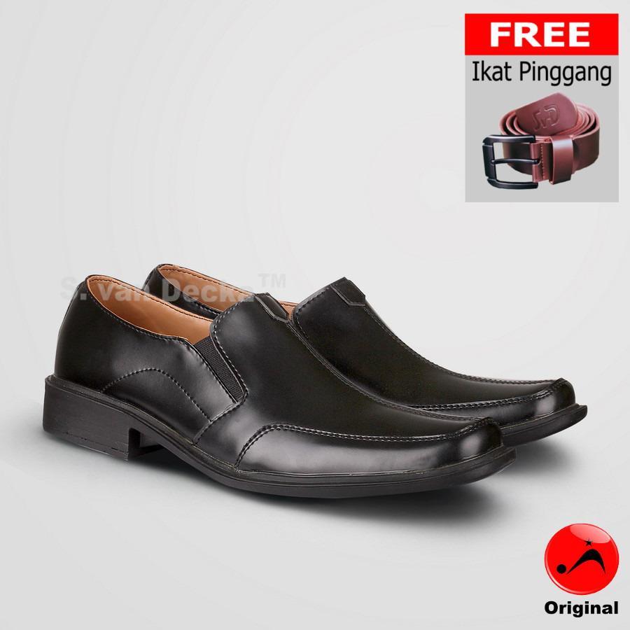 Toko Sepatu Pria Formal S Van Decka I Tk029 Online