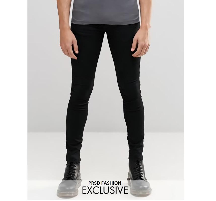 Celana Jeans Pria Skinny - Hitam / Celana Jeans Pria SlimFit / Skinny Jeans / Jeans