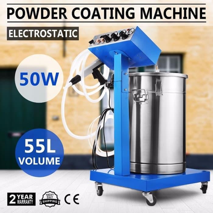 ASLI IMPORT - Mesin Cat Spray Powder Coating WX-958