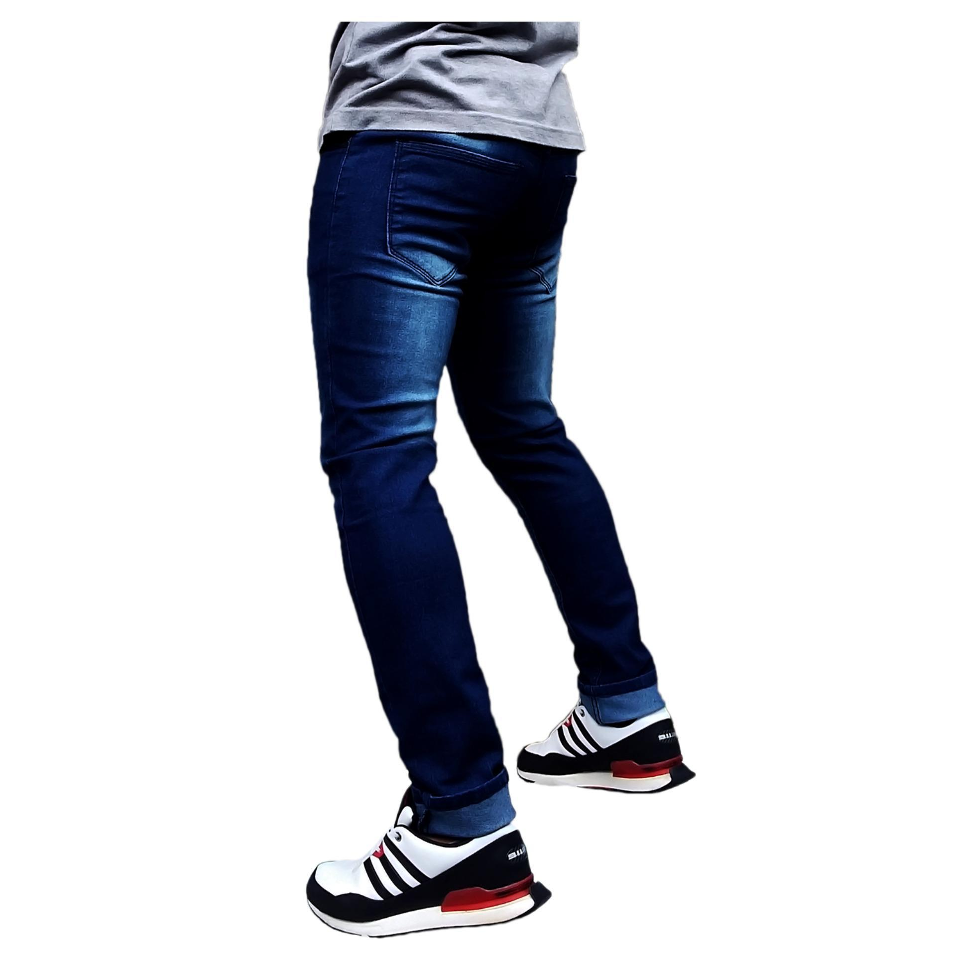 Jeans Skynny Fit Bio Wash