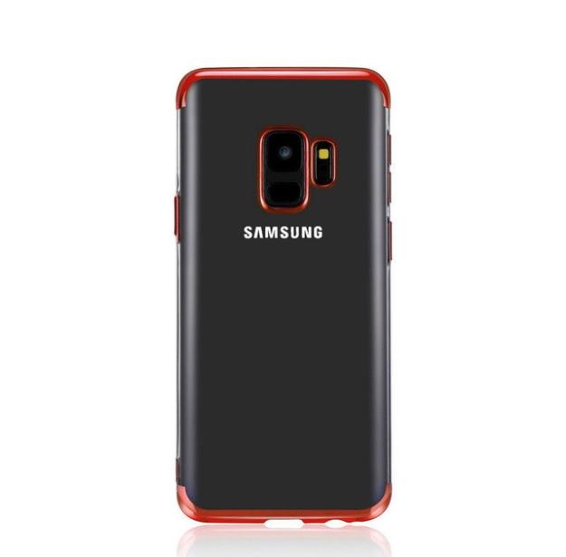 Fitur Premium Flip Cover Leather Case Casing Samsung Galaxy A6 Plus