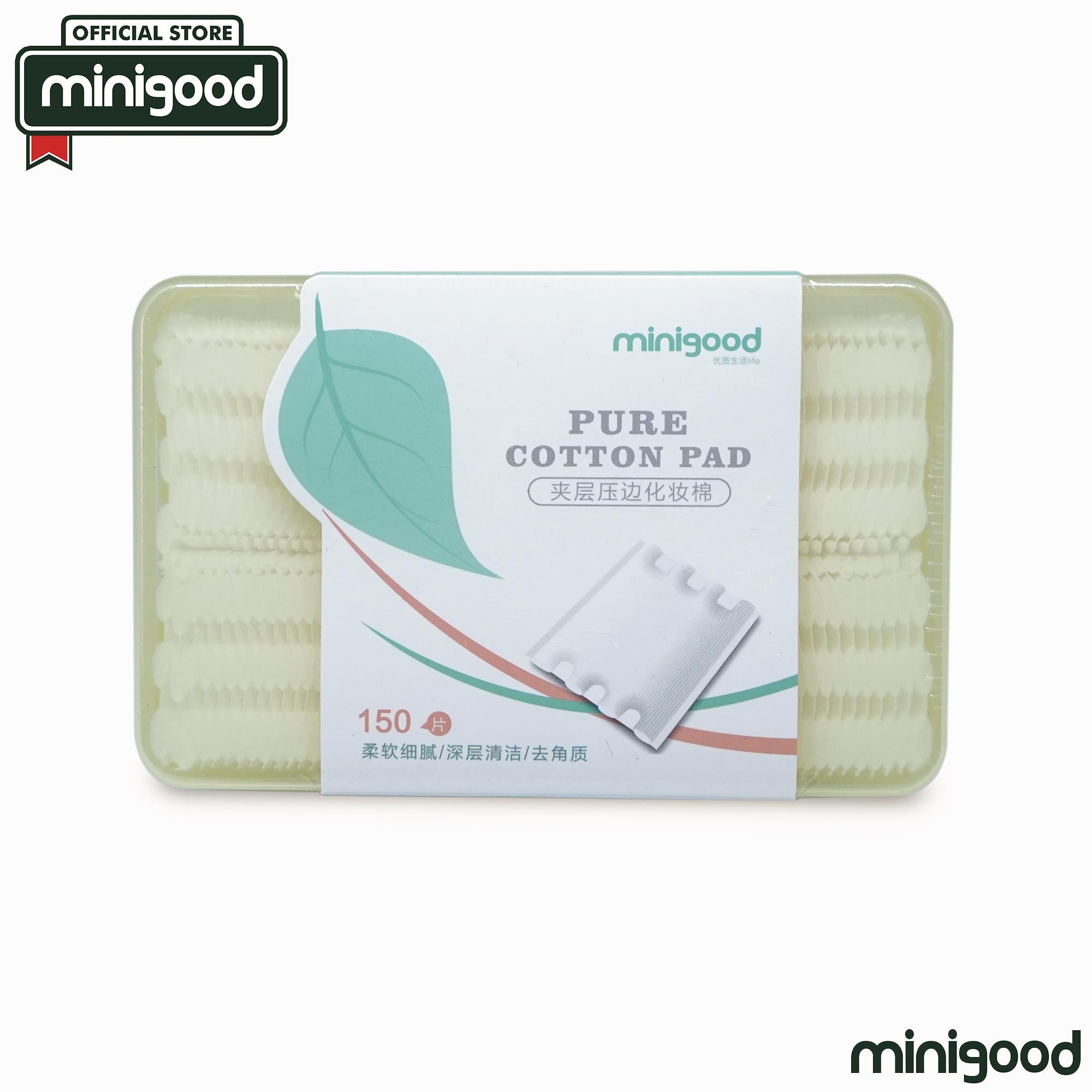 Selection Round Cotton Kapas Wajah Bulat 1 Pc Daftar Harga Terkini Paket Isi 3 Facial 50 Gram Perpack Source Minigood Hot Item