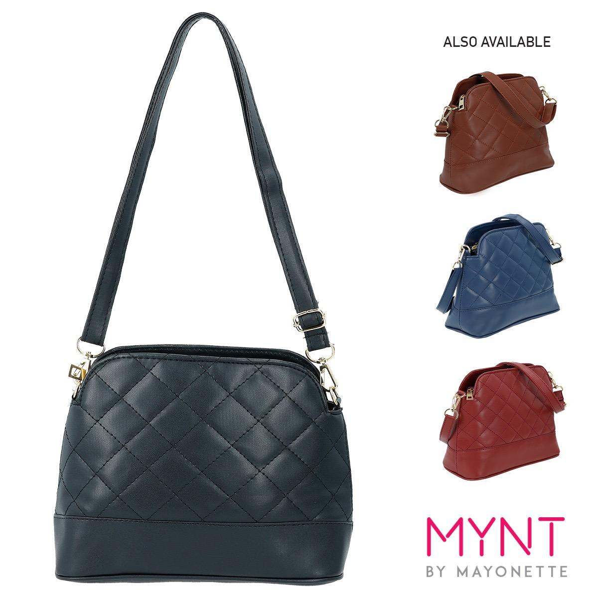MYNT by Mayonette Tas wanita Tas Fashion Korean Style Tas Selempang Branded Trendy Jolyn Sling