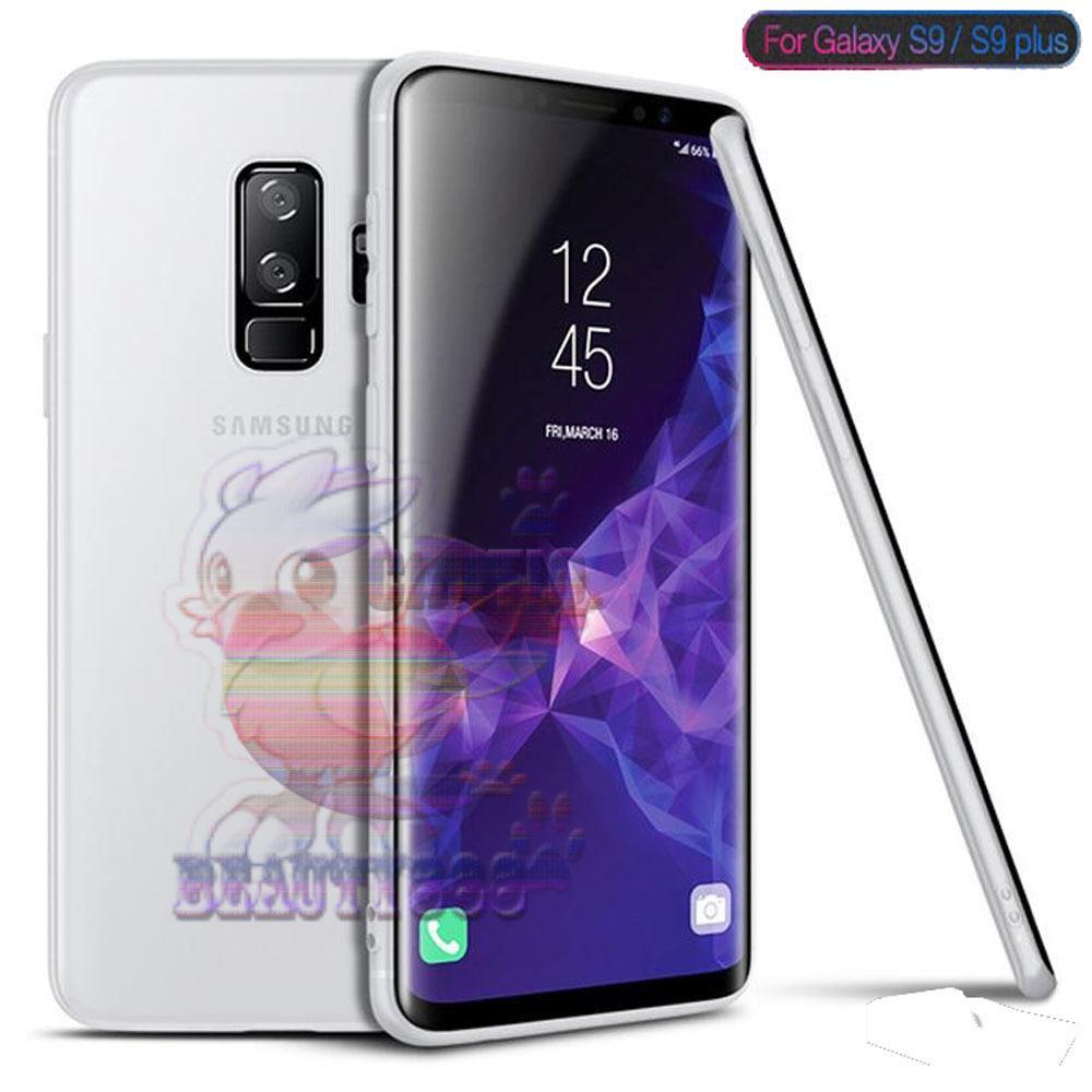 Cek Harga Baru Lize Jelly Case Samsung Galaxy S9 Plus Candy Rubber Mercury J5 Prime Clear Silicone Anti Glare Skin Back Silikon