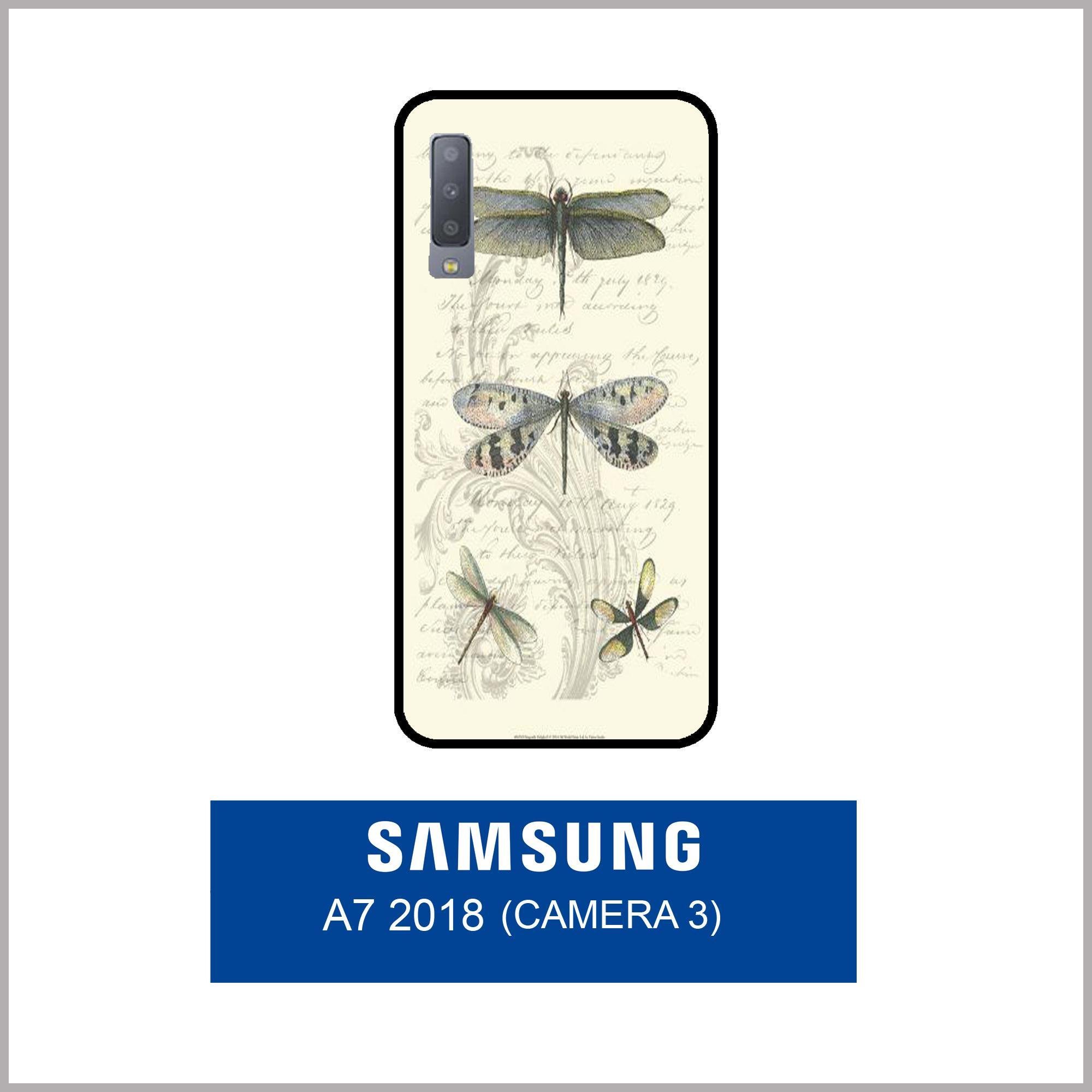 Case Fashion Printing For Samsung Galaxy A7 2018 (3 Camera) - 18