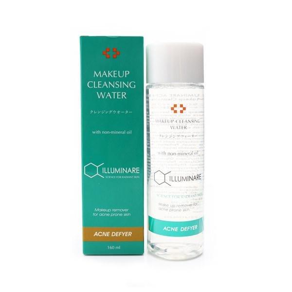 Toko Illuminare Acne Make Up Cleansing Water 160Ml Terdekat