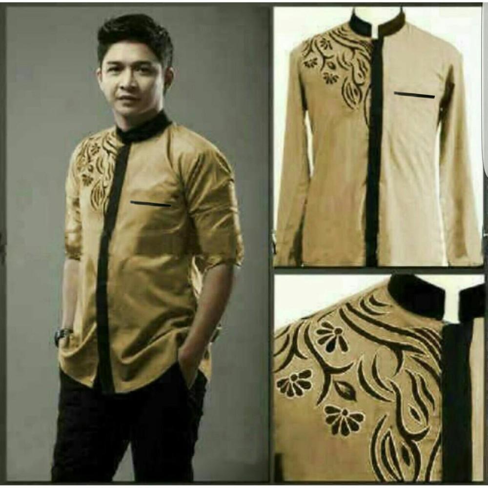 HoneyClothing Baju Koko Pasha // Baju Koko Pria // Baju Koko Murah // Baju Koko Trendy