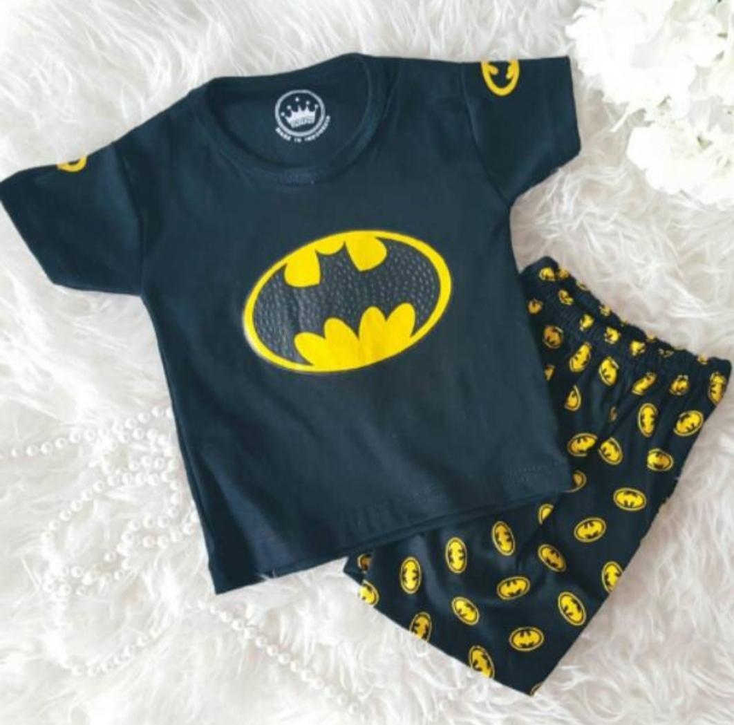 Fitur Tomato Clothing Kaos Polos Anak Bayi 6 12 Bulan Lembut Dan Yellow Baby Baju Setelan Super Heroes Bat Black