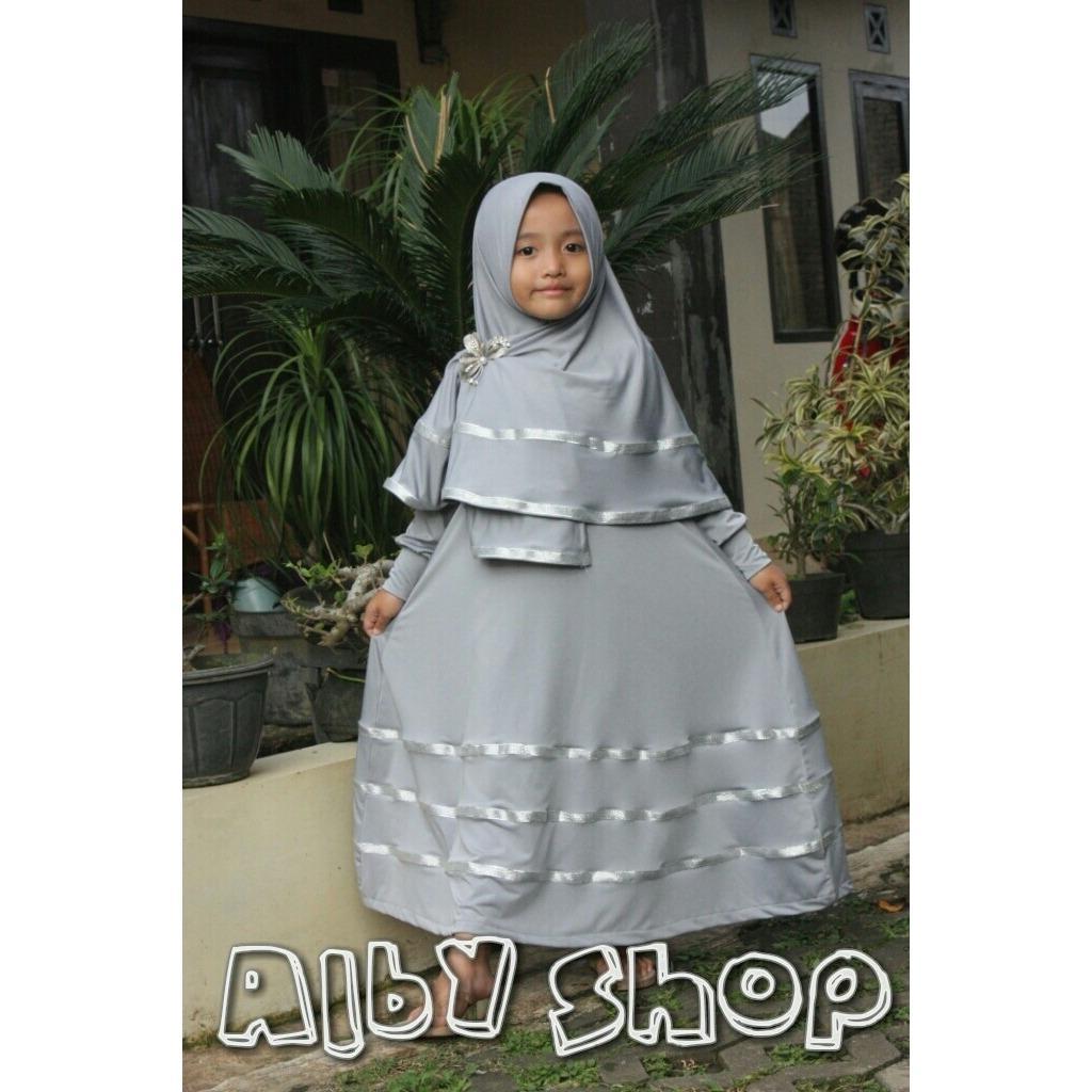 Cek Harga Baru Baju Gamis Anak Busana Muslim Anak Baju Anak