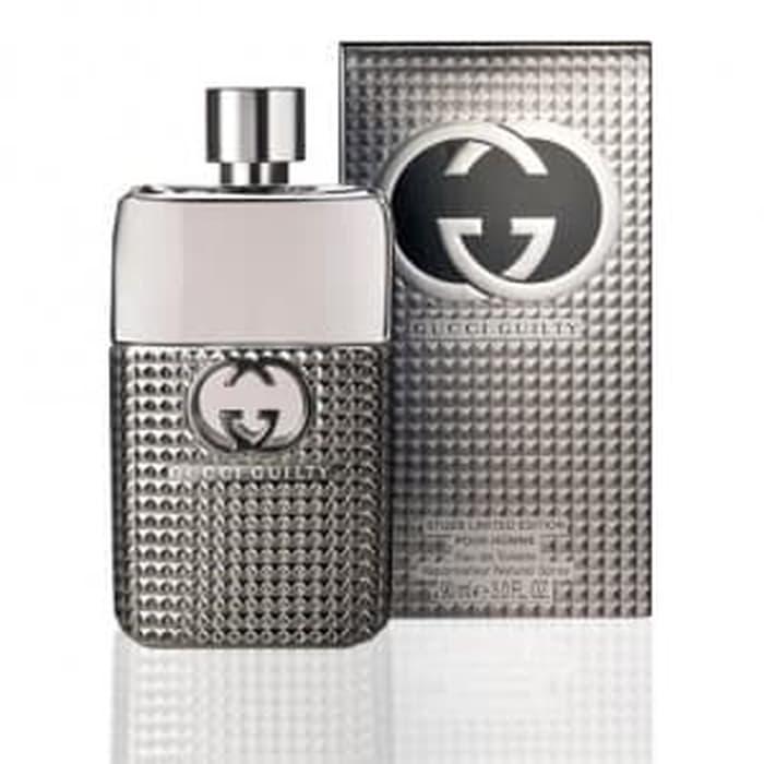 Belia Store Parfum minyak wangi Import murah terlaris Guilty Men 100ml KW SINGAPORE - 2
