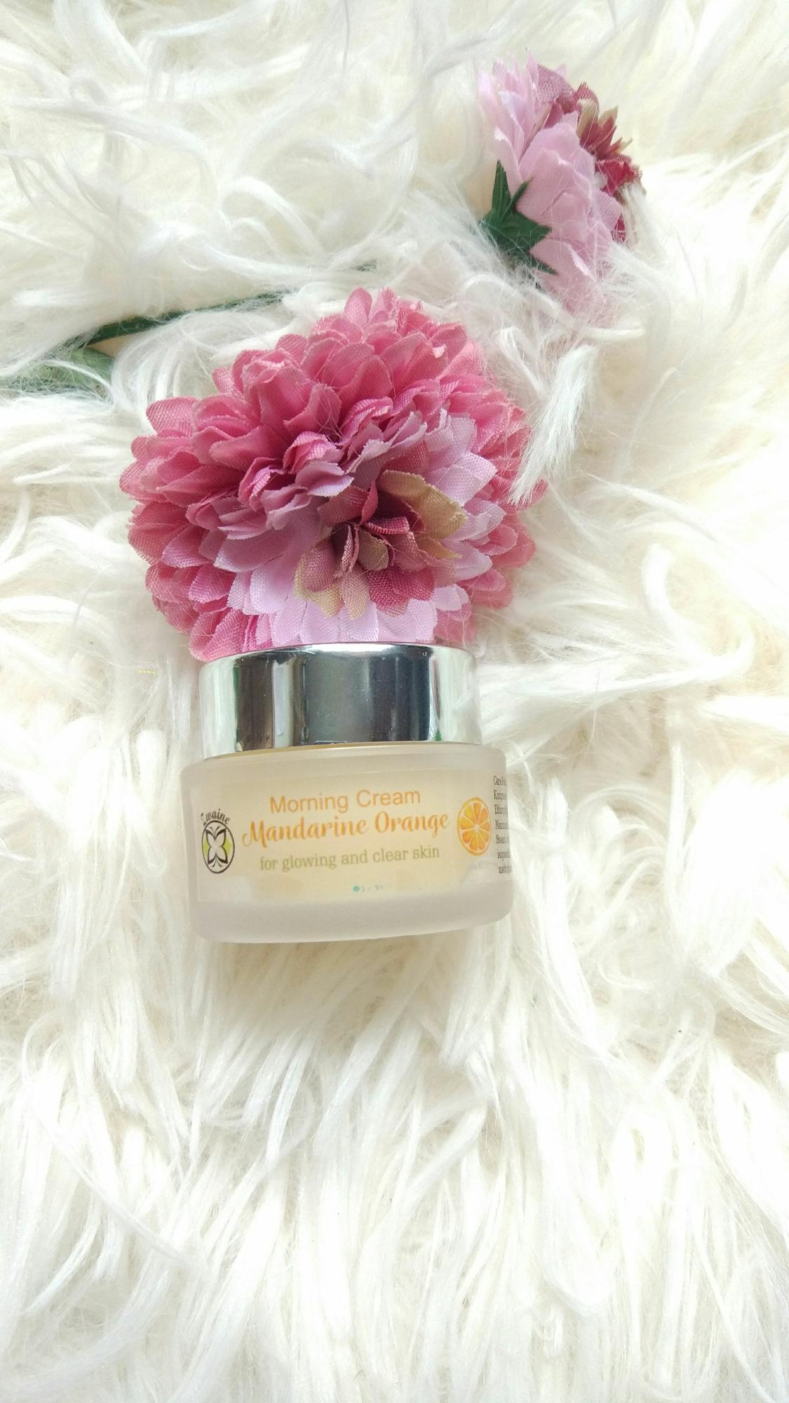 Jual Magic Plus White Cream Premium Krim Pemutih Wajah Murah Cr Original Biru Pagi Berminyak Zwaine Mandarin Orange Morning