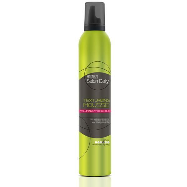 Makarizo Texture Hair Mousse 350 ml