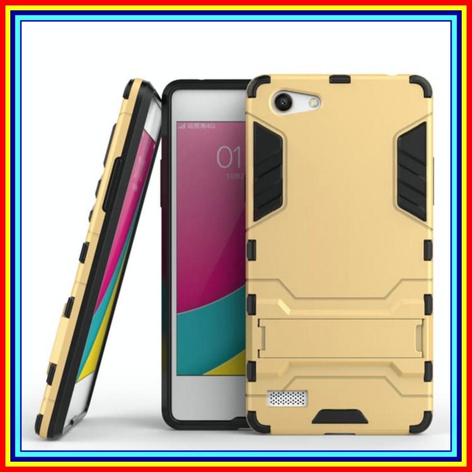 Lucky Shockproof Anti Crack Case Oppo A39 Softcase Jell Anti Crack