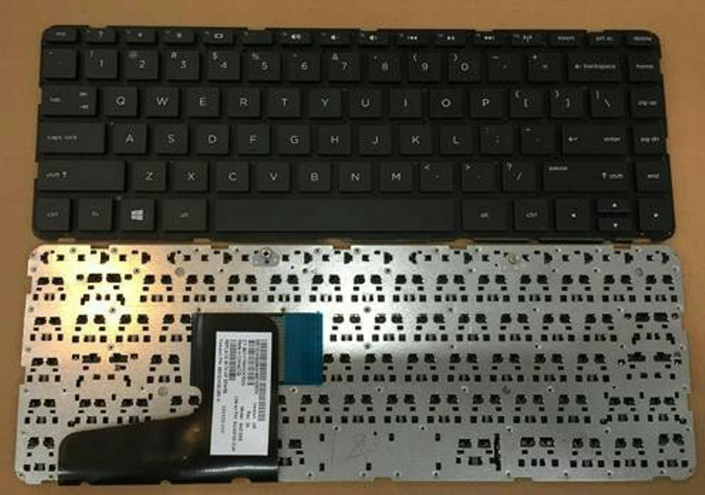 Keyboard HP 14 B Pavilion 14 B Sleekbook 14 BLACK di lapak elektroid elektroid