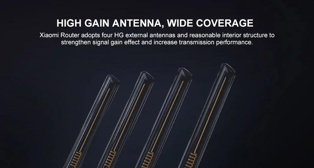 Xiaomi Mi 4C Wireless Router 2.4GHz / 300Mbps / Four Antennas - 5