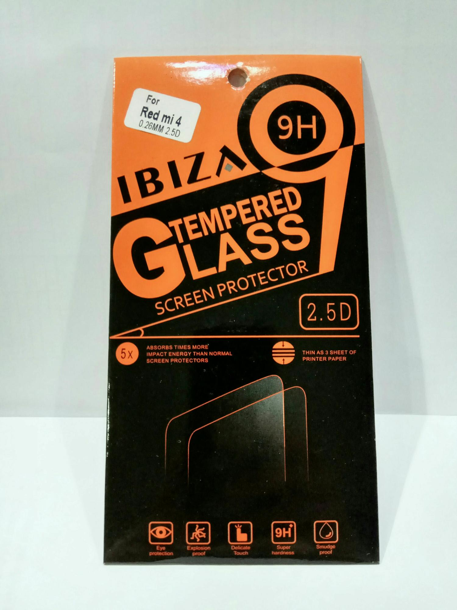Tempered Glass Anti Gores Kaca Xiomi Redmi Mi4 Mi 4