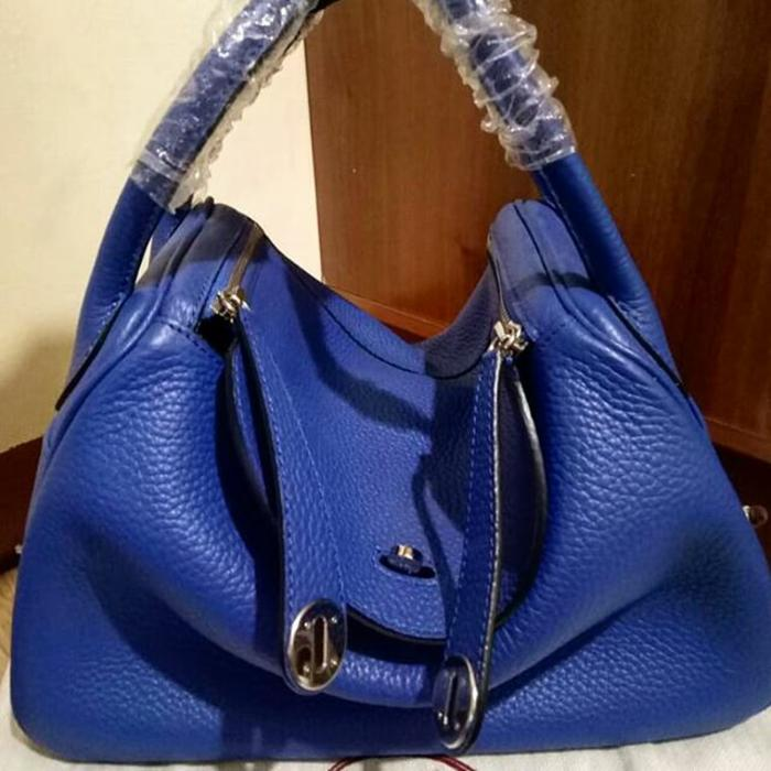 tottebag Tas hermes lindy Clemence ori leather  CLEARANCE SALE