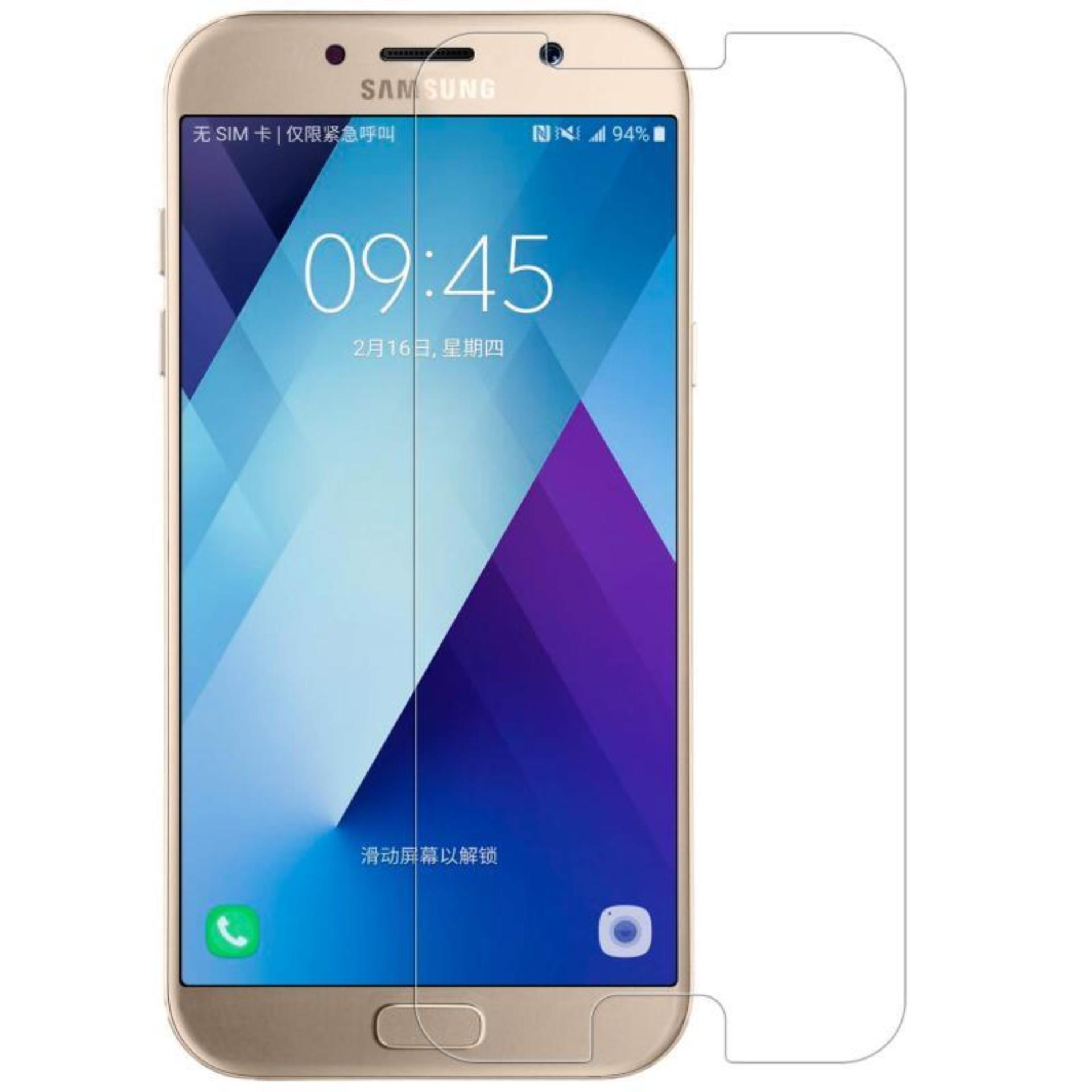 Detail Gambar Tempered Glass For Samsung Galaxy A3 2017 Samsung Galaxy A320 Anti Gores Screen Protector