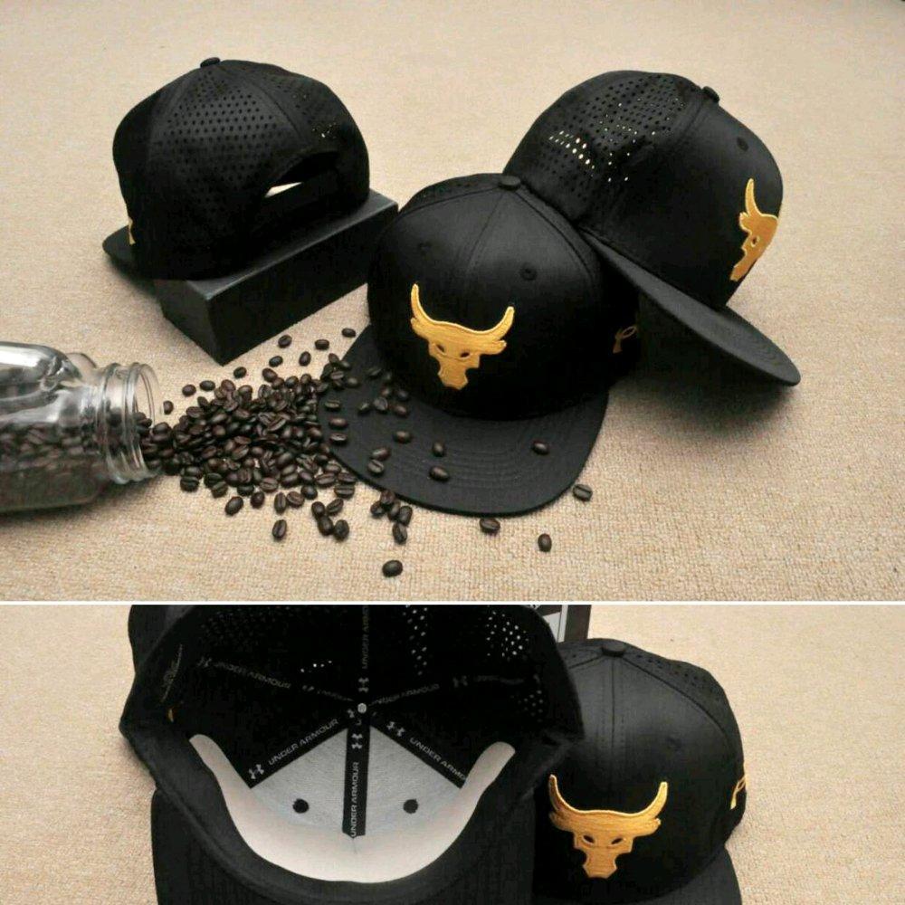 topi snapback under armour original import - under armour cap original import- hat di lapak
