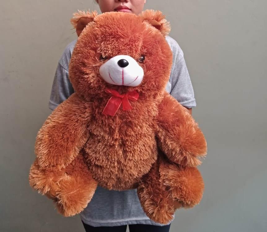 ... Boneka Jumbo Teddy Bear 40 cm Cantik Imut Lucu Hadiah Kado Bahan Halus Untuk Hadiah Kado