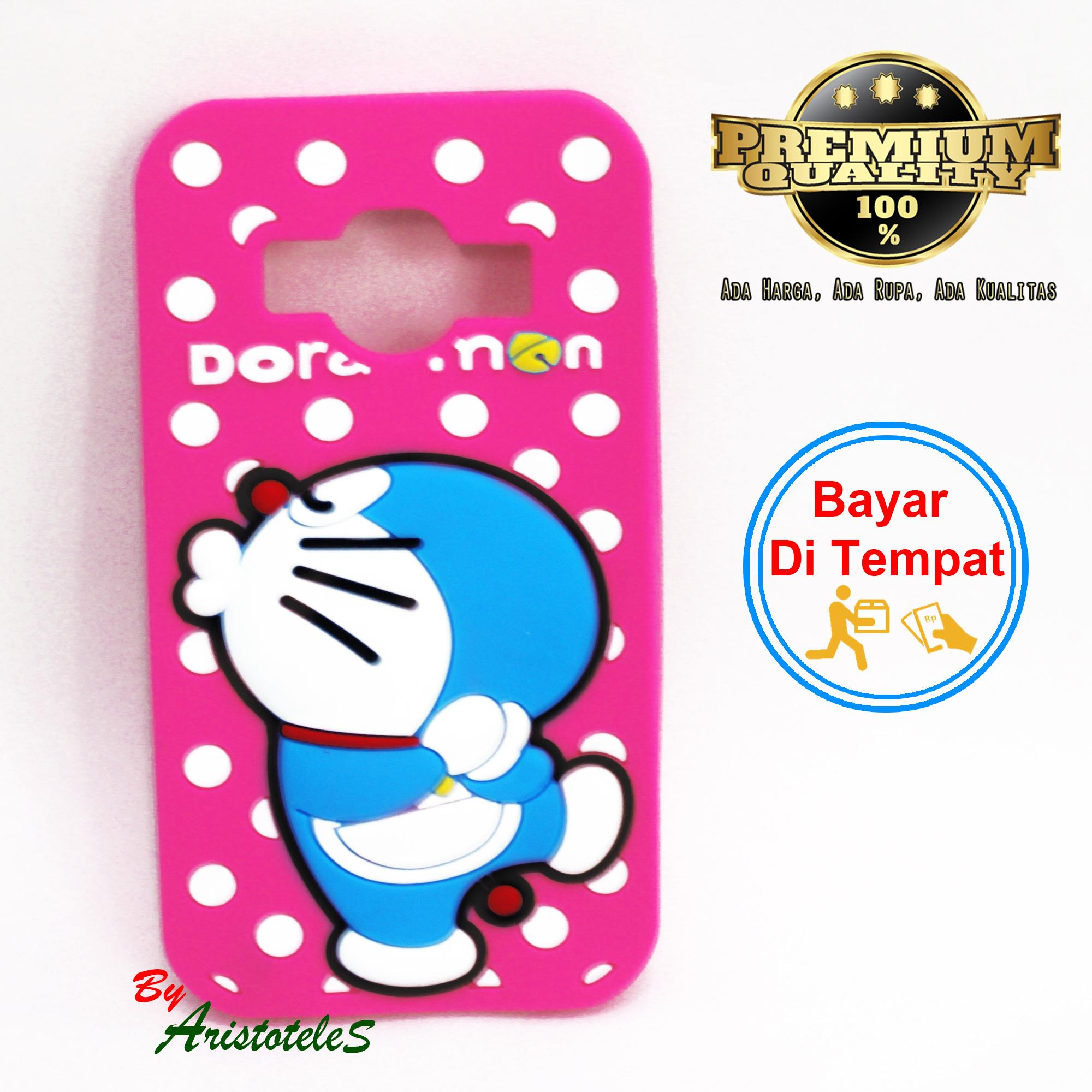 Casing / Case / Softcase Karakter Doraemon GALAXY J1 ACE