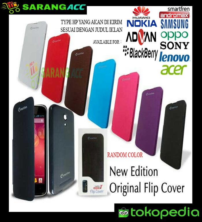 FLIP COVER MODEL ORI FOR BLACKBERRY Q10