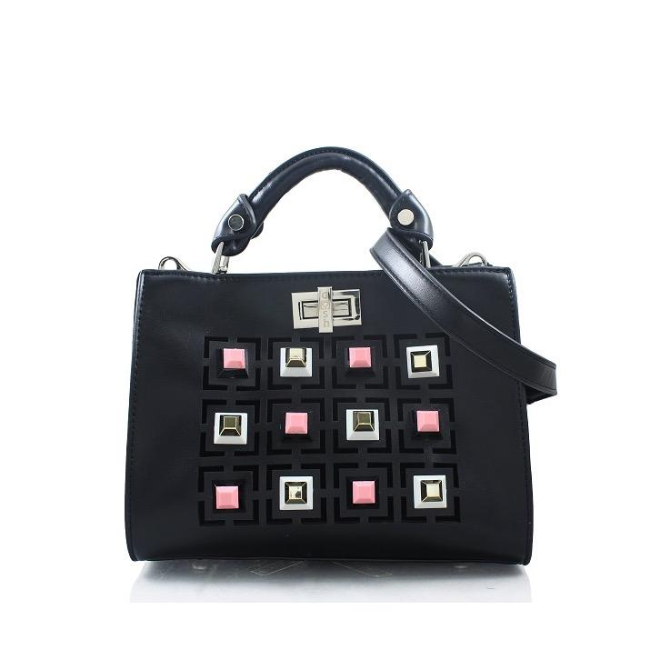 Toko Gosh Fashion Hand Bag 917 Black Terlengkap