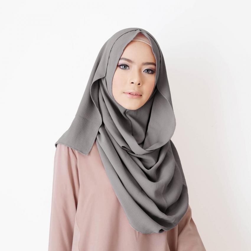 Pashmina Instant MALA jilbab instan hijab langsung pakai OSI
