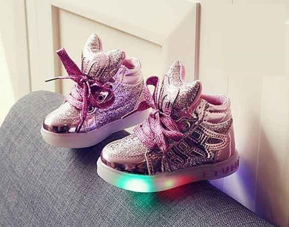 Fitur Import Sepatu Lampu Led Blink Emas Untuk Anak Perempuan Gold ... 0d4f70c9c2