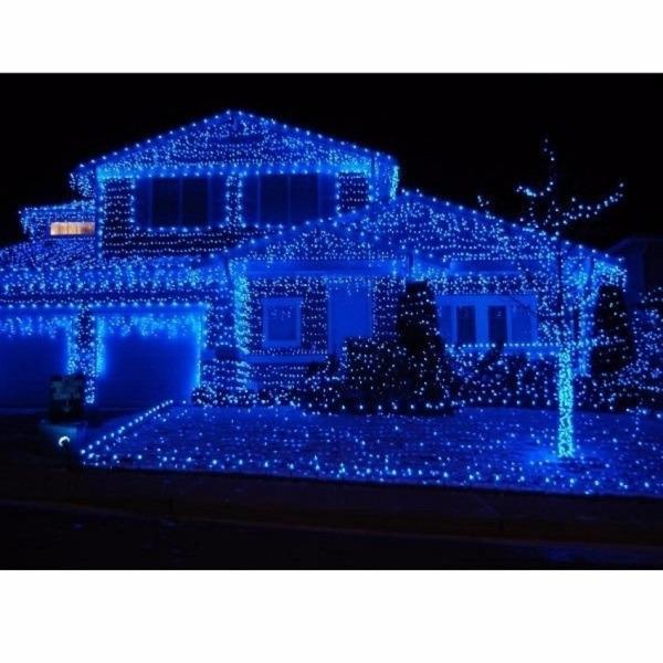 Gambar Produk Rinci Lampu Tumblr Biru 10 Meter / Lampu Hias ELT N-1031 7STAR Dekorasi Dan Hias Tumblr Natal Twinkle Light 10 Meter FULL + Ada Colokan ...