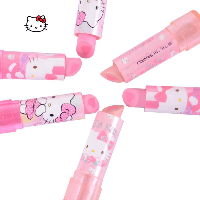 ... Hello kitty Lipstik karet hello kitty anak perempuan Hadiah ulang tahun hadiah murid kreatif Alat tulis ...