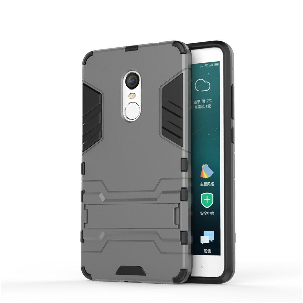 Delkin Case Xiaomi Redmi Note 3 Pro Transformer Robot Casing Iron Man - Abu Tua