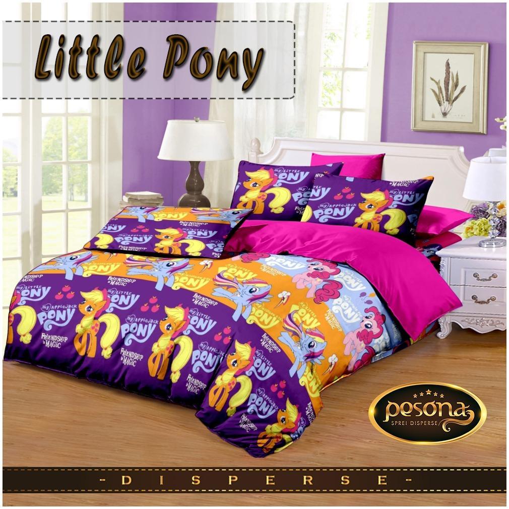 Cuci Gudang Pesona Disperse Sprei Kuda Pony