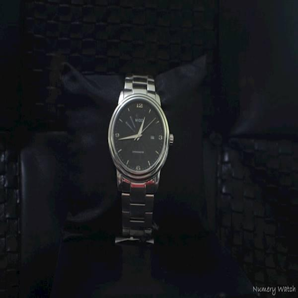 Jam Tangan Mido M010 Black