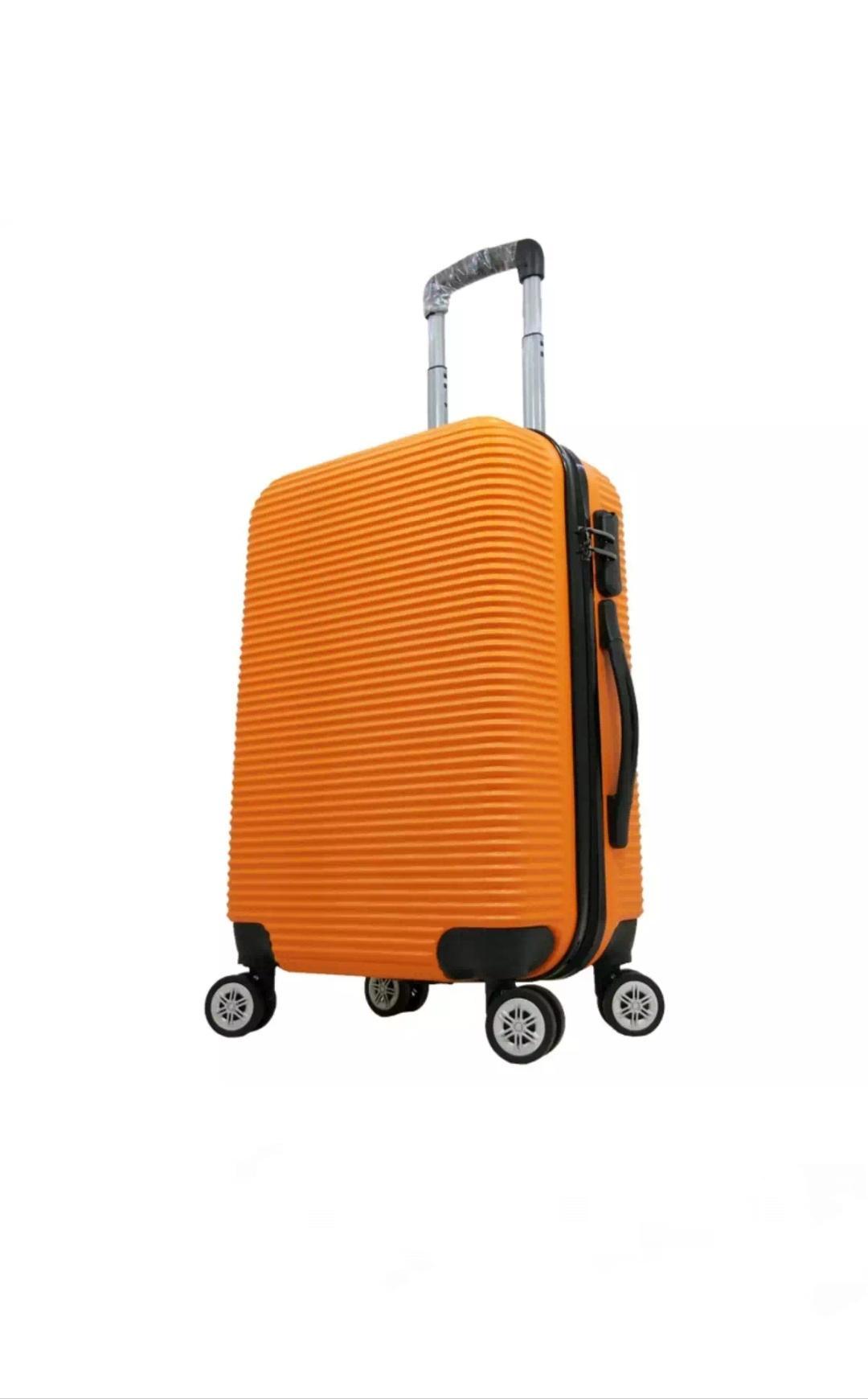 Fitur Koper Polo Love Fiber Hardchase 20inch Waterproof Original Tas Hoby Abs Kabin Size 20 Inch 705 Silver Detail Gambar Orange Terbaru
