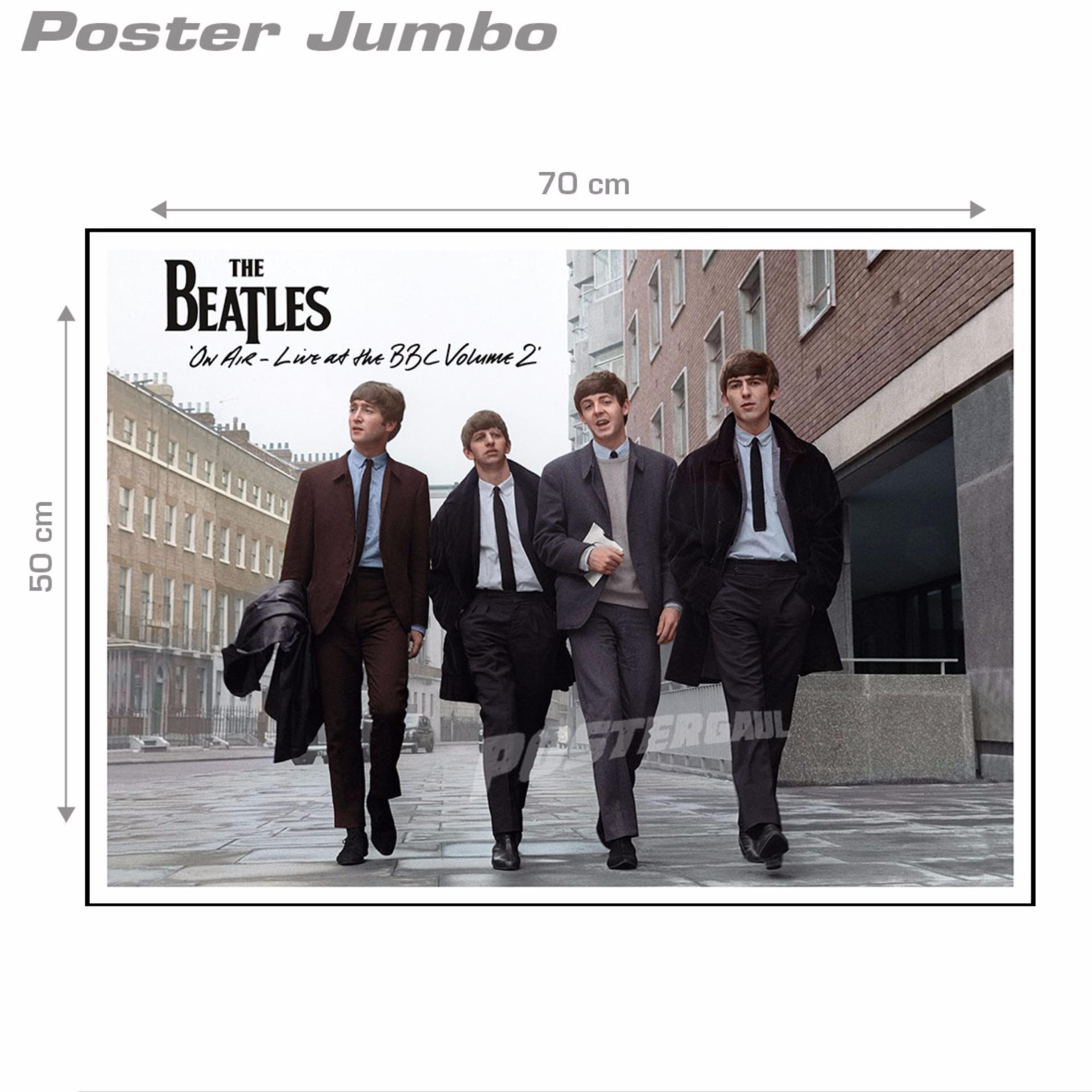 Poster Jumbo: The Beatles #12 - 50 x 70 cm