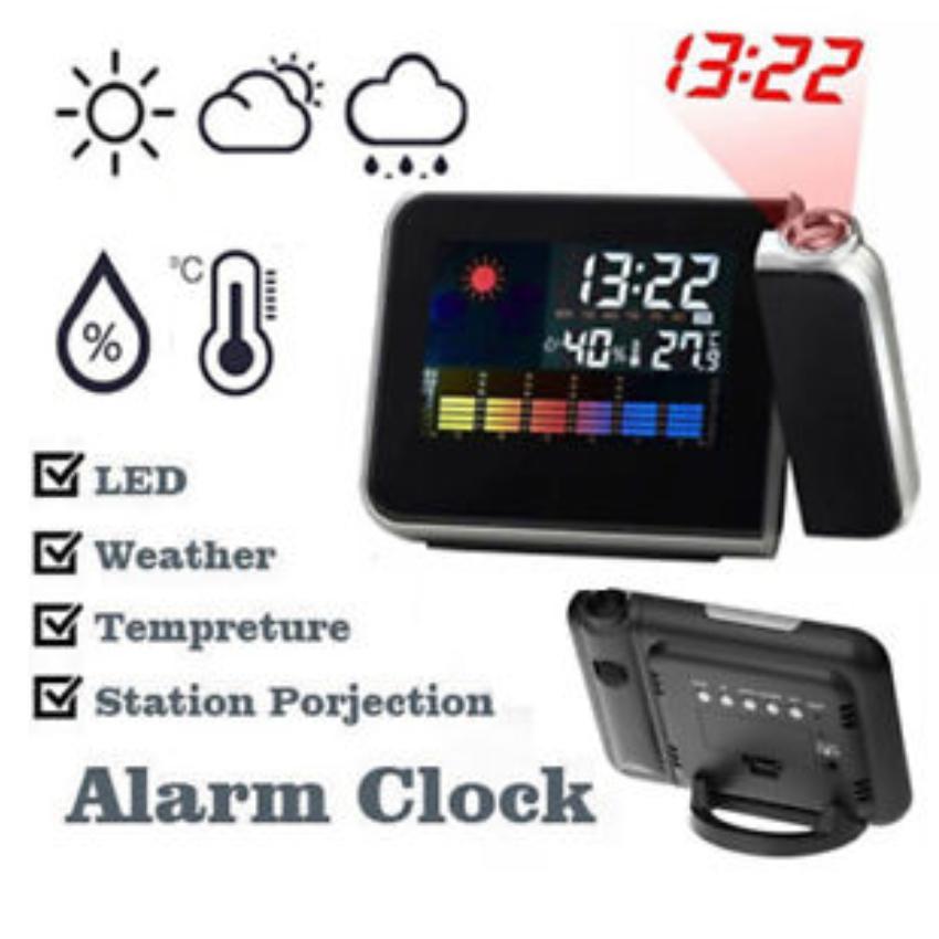 Fitur Alarm Led Digital Projector Color Screen Calendar Jam Meja Dan ... f3cdc45a6d