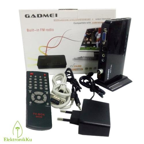 TV Tunner Gadmei 5830 - TV Tuner Monitor CRT / LED / LCD