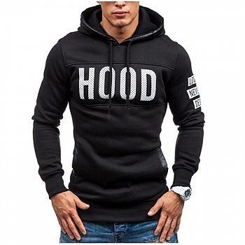Detail Gambar Jaket Boy Sweater Distro Keren Pria Bahan Babyterry Hoodie  Biru Navy Terbaru 56be5714ad
