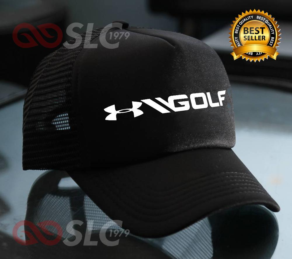 TOPI JARING TRUCKER UNDER ARMOUR GOLF KR6 - SLC