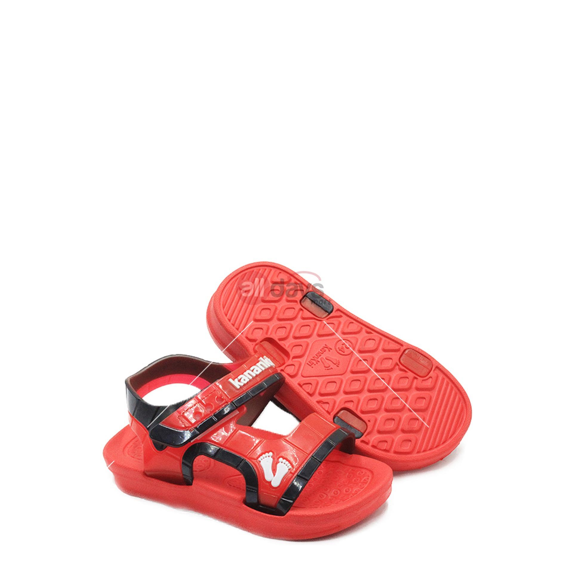 Kehebatan Kanan Kiri Sandal Selop Anak Laki K 5002 Red Dan Porto 1006 T Size 20 24 Gambar Produk Lengkap