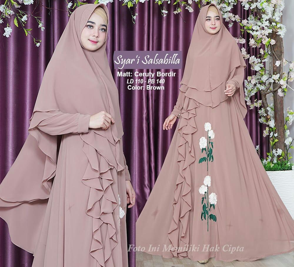 Fitur Wikie Fashion 99 Gamis Syari Cadar Gamis Syari Gamis Premium