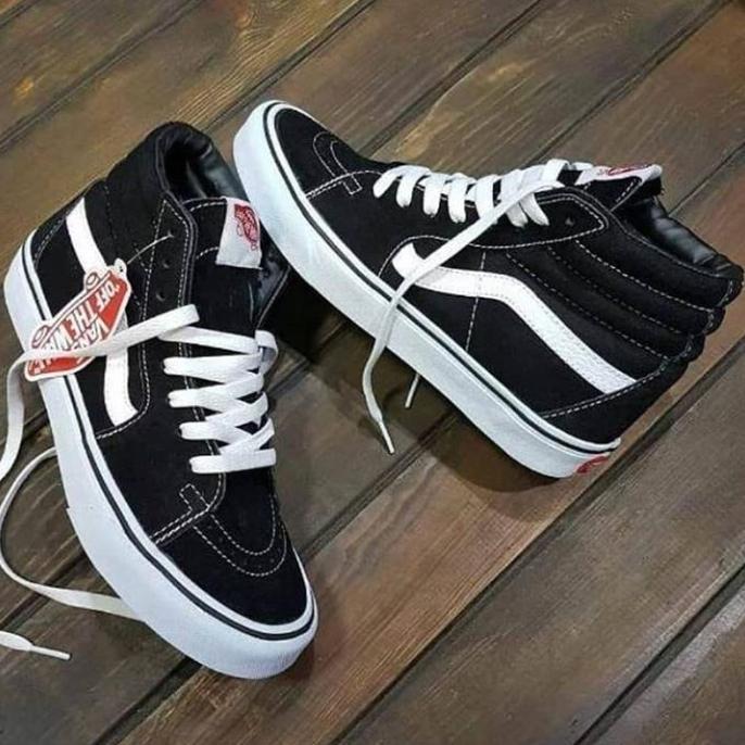 Diskon Besar Sepatu Vans Sk8 Reviews Lengkap - Toko Online Termurah 2019 a386847eeb
