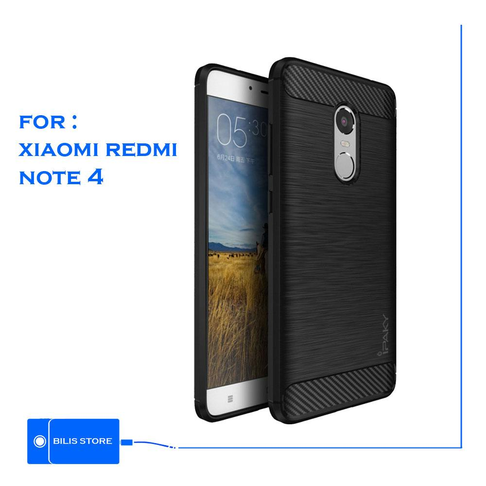 Kelebihan Redmi Note 4 4x Mirror Cover Flip Case Autolock Ume Tempered Glass Xiaomi Ipaky Silikon Carbon Casing Shockproof Black Color