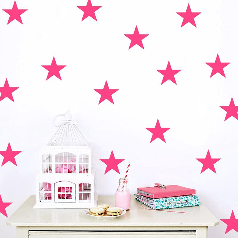 Wall Sticker Dot Triangle Removable Decals Living Room Decoration Kids Room PVC - intl